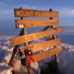 [アフリカ最高峰]キリマンジャロ登頂へ!!!