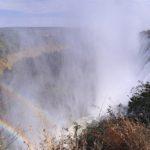 世界三大瀑布! ヴィクトリアの滝の大迫力に圧倒されまくる!!!