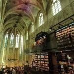[世界一 美しい本屋] オランダ・マーストリヒトにあるドミニカネン書店