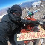 [南米最高峰]アコンカグア(標高6962m) 単独挑戦 山頂アタック/プッシュサミット