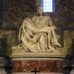 [ローマカトリック総本山] サンピエトロ大聖堂  クーポラ頂上からの眺めは必見!