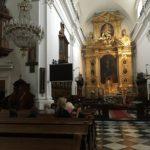 柱の中にショパンの心臓が眠る [聖十字架教会]  ポーランド ワルシャワ