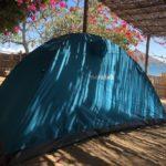 [テント泊/ キャンプ ] マラウイ湖周辺の観光地ケープマクレア