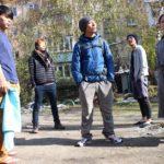 ビシュケク(キルギスタン) 南旅館 沈没必須 シェア飯交流 日本人宿