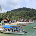 【季節限定の秘島】マレーシアのプルフンティアン島でキャンピング生活!!!