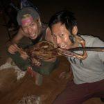 エチオピアで山羊の丸焼きを食す!!!