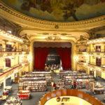 劇場を改装した世界で2番目に美しい本屋 [エル・アテネオ書店]