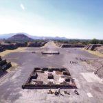 メキシコ最大の古代都市遺跡テオティワカン