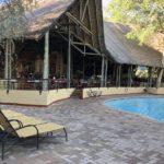 カサネ(ボツワナ) チョベサファリロッジでテント泊 – Chobe Safari Lodge